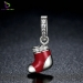 100-925-Sterling-Silver-Christmas-Socks-Red-Beads-Charms-fit-Women-Bracelets-Necklaces-DIY-Accessories-SCC074 (1)