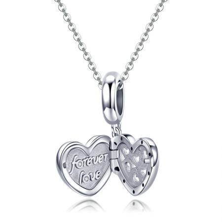 Colier din Argint Forever Love
