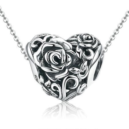 Colier din argint Vintage Rose