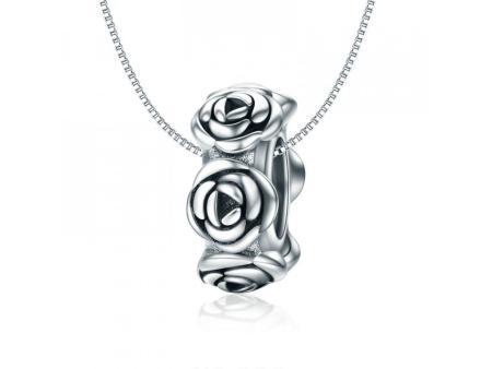 Colier din argint Vintage Roses