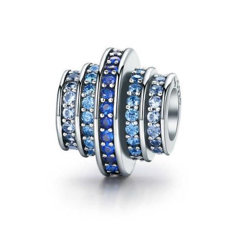 Blue Melody Charm