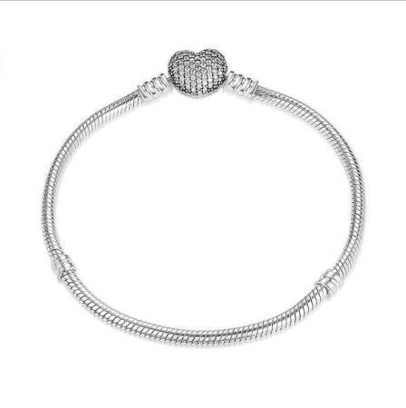 Simple-Design-Silver-Oxidation-Zircon-Bracelet-21